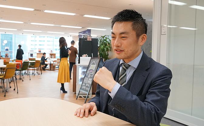 アルヒ株式会社 マーケティング本部 マネージャー 高橋健史様