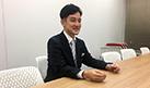 三菱UFJ銀行に取材をしてきました!写真は、リテール業務部リテールファイナンス業務室住宅ローン担当の鳥越英樹様